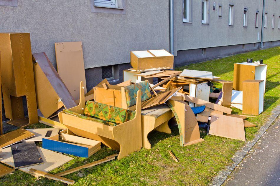 Entrümpelung von Wohnungen in Eberswalde und Umgebung.