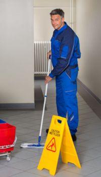 Reinigungsdienste in Eberswalde für Gewerbe